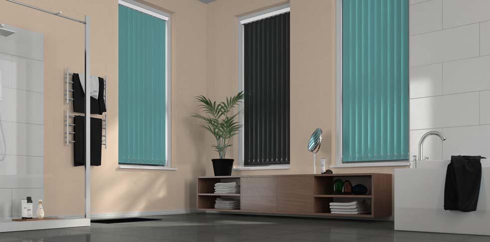 Vertical Blinds header slide 5