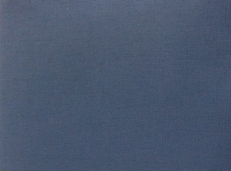 0017-009-Fishermans-blue BlocOut fabric - a mid blue colour