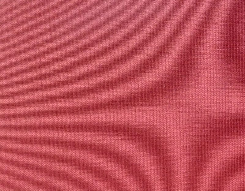 0017-010-Gooseberry-blocout fabric - A mid red fabric