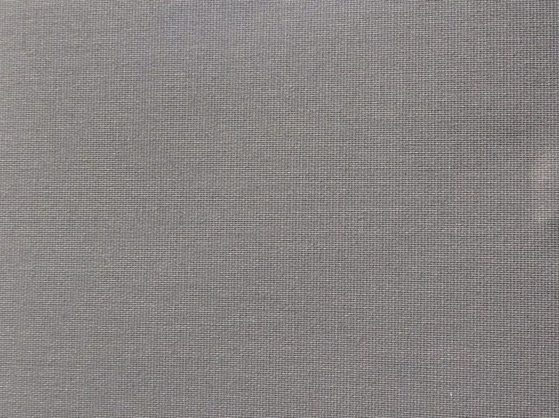 0017-013-flint BlocOut blackout cassette fabric - dark grey fabric with matching backing