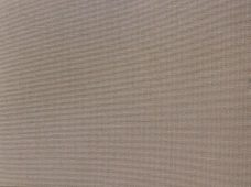 0017-017-wood-pigeon BlocOut fabric - A dark beige colour on both sides