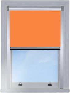2228-204-blaze-blocout-blind with side rails in silver