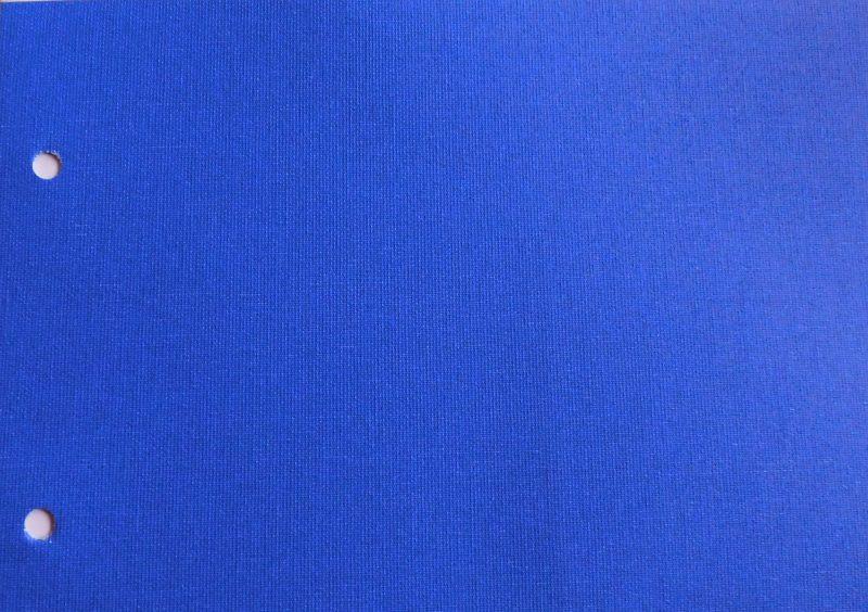 2228-225 Cobalt blind fabric
