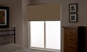 2228-806-wheaten-blocout edge fitted blind