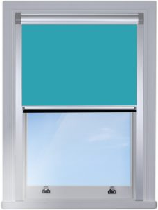 2228-812-kingfisher-blue-Blocout blind edge fitted