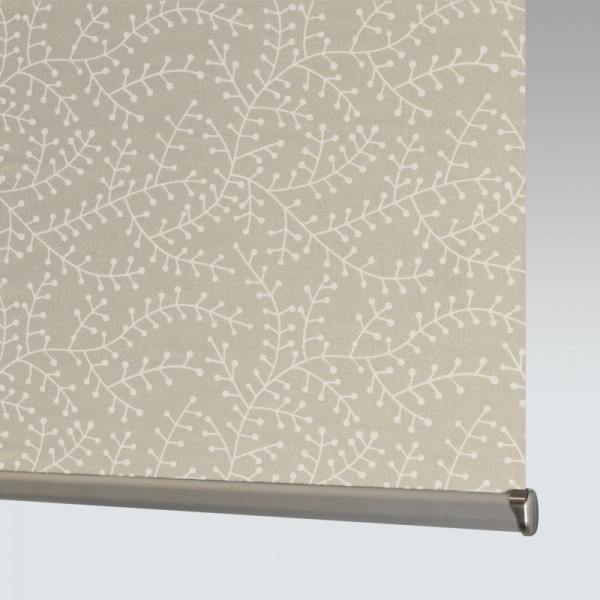 Fusion Sand Roller Blind Close Up