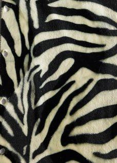 Africa Zebra Roman Blind Fabric