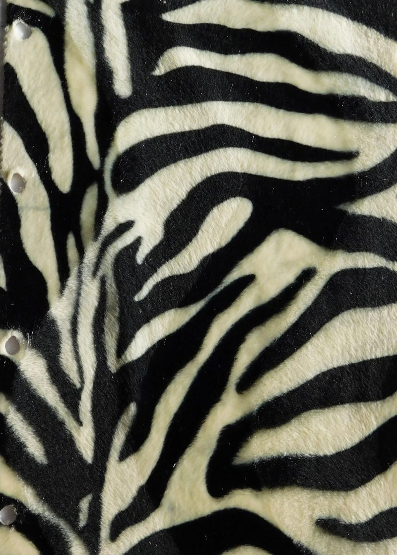 Africa Zebra Roman Blinds Fabric
