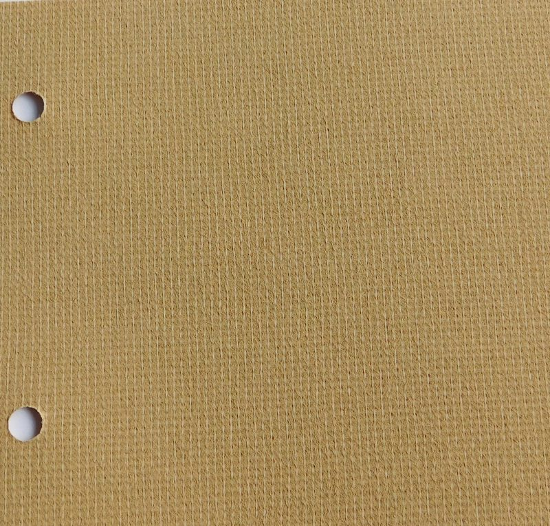 Atlantex Muted Gold ASC - Solar reflective fabric made of stitch bond material in gold