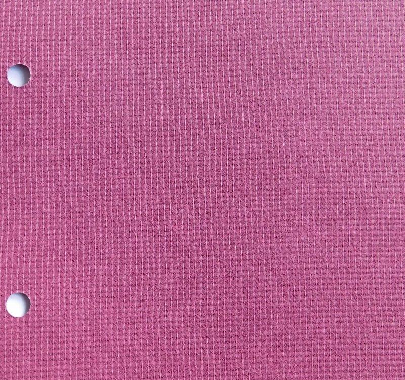 Atlantex Aubergine stitch bond fabric in aubergine- a light pink/red