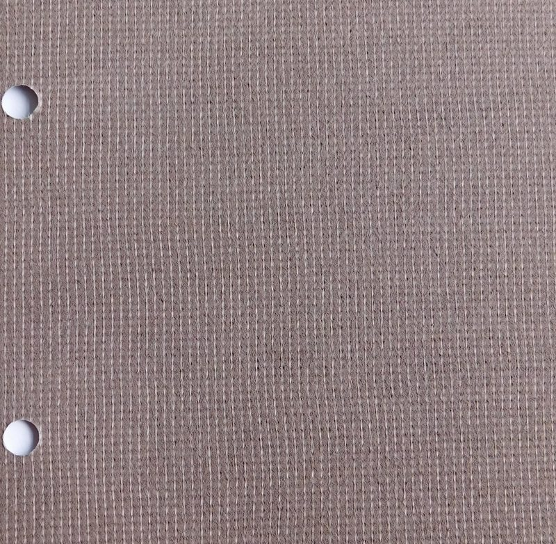 Atlantex Brown Roller Blind fabric a stitch bond in brown