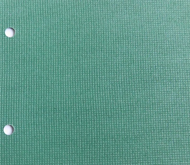 Atlantex Hunter Green- A fabric made of stitch bond material in mid green
