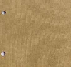 Atlantex Muted Gold - A fabric made of stitch bond material in mid gold