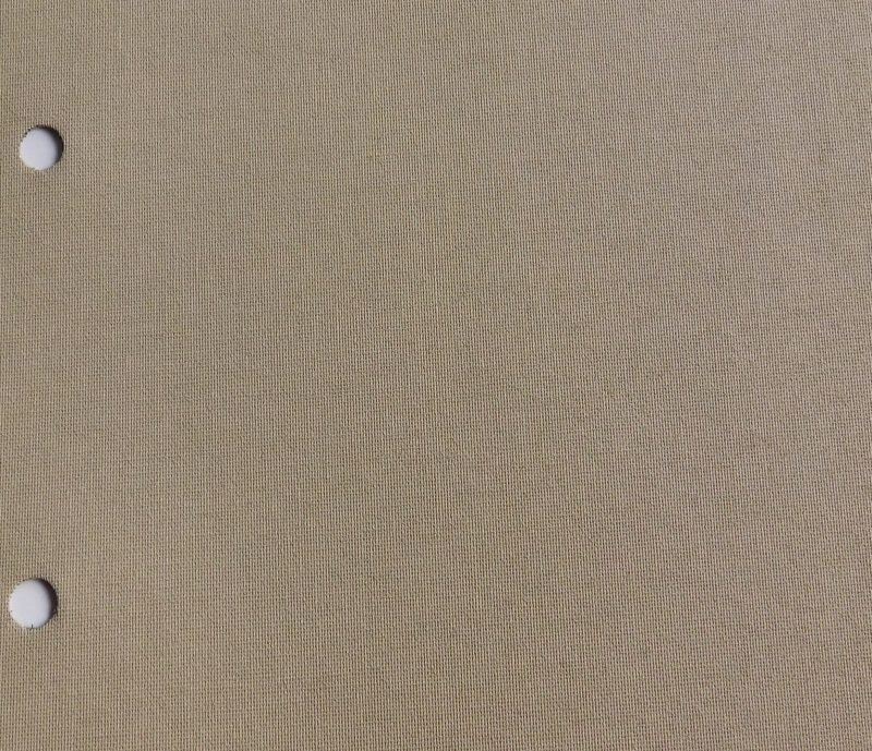 Banlight Duo Sand- A plain weave in a light beige fabric