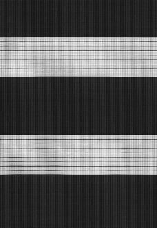 Capri Black Duplex Blind fabric