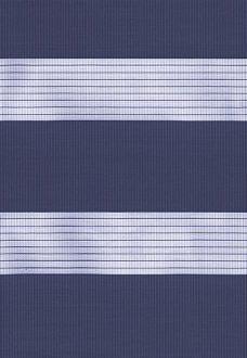Capri Navy Duplex Blind fabric