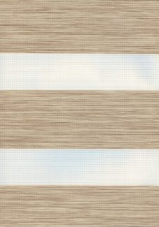Florence Maple Duplex Blind fabric