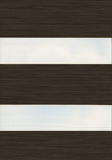 Florence Walnut Duplex Blind fabric