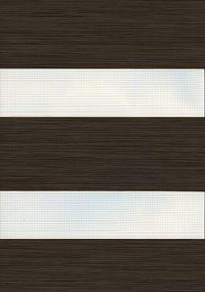 Florence Walnut Duplex Blind fabric