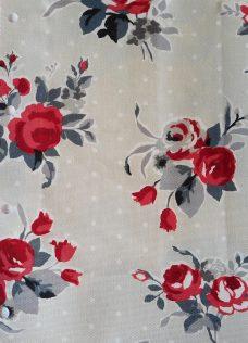 Jessamy Valentine Roman Blind fabric