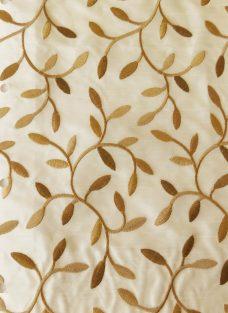 Lorelle Umber Roman Blind fabric