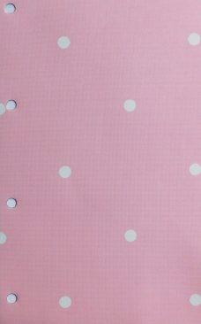 Polka Dots Candy Pink Fabric