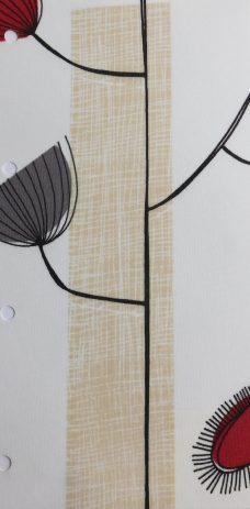 Portobello Redcurrant Roller Blind Fabric