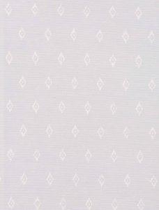 Robin White Roman Blind fabric