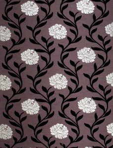 Romantica-loganberry-roman-amo blind fabric