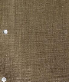 Seville Caramel Roman Blind fabric