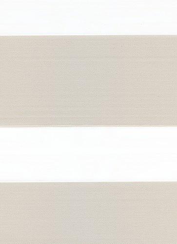 Sienna Cream Duplex Blind fabric