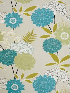 Tiffany Roman Blinds fabric