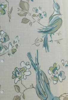 Tranquility Luna blind fabric