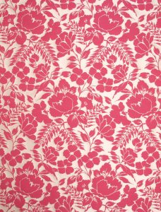 Valencia Fuschia Roman Blind fabric