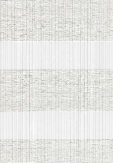 Venice White Duplex Blind fabric