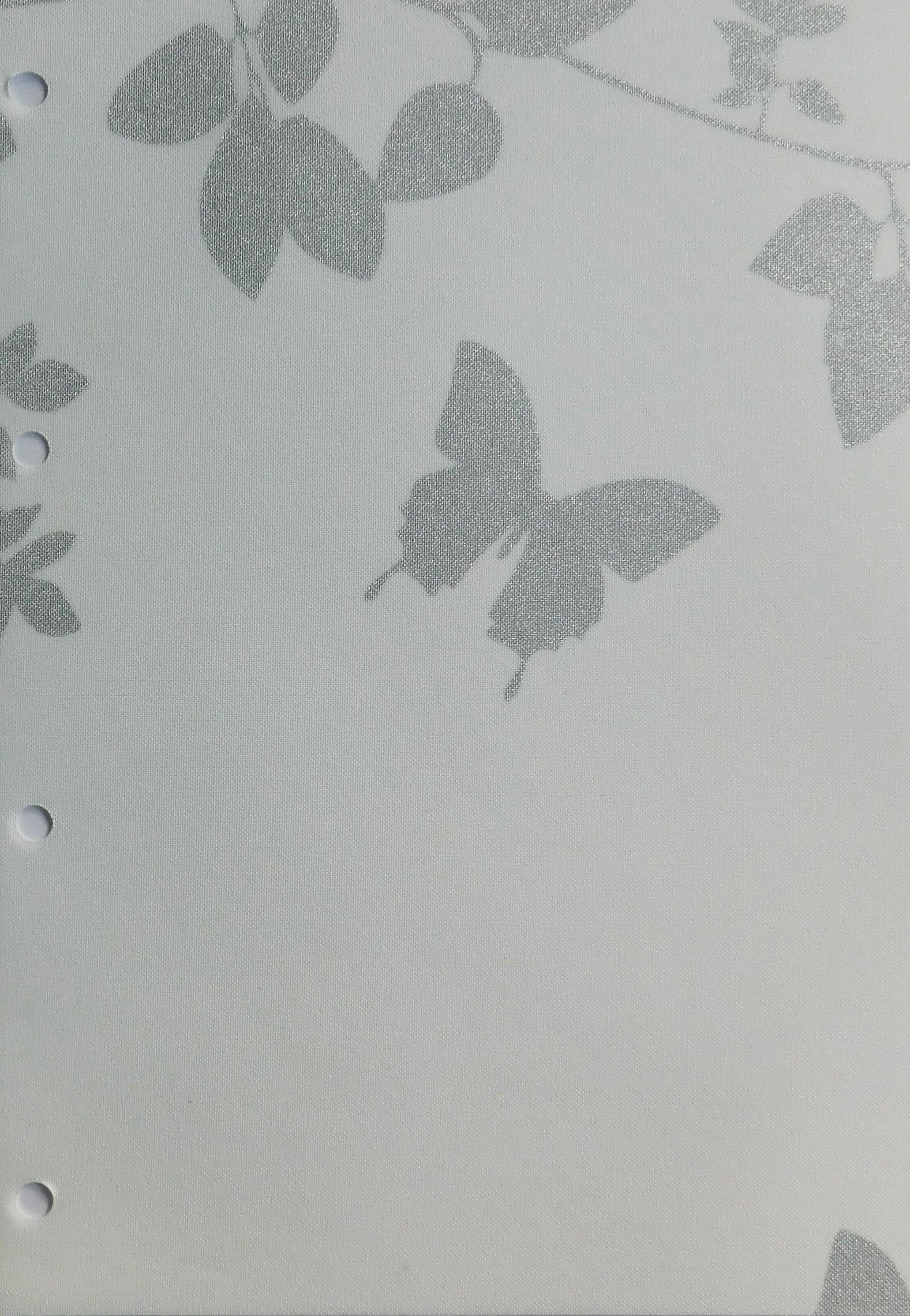 Buy Vine And Butterfly Silhouette Roller Blinds Online
