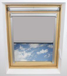 0017 012 Flagstone Solar Skylight Blind