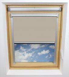 0017 014 Barn Owl Solar Skylight Blind