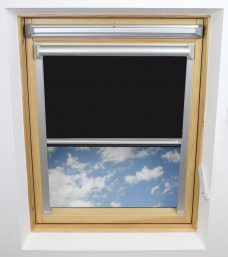 0017-015 Raven Solar Skylight Blind