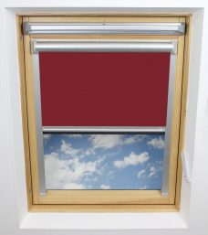 0119 Plum Solar Skylight Blind