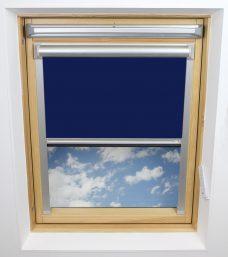 0224 Navy Solar Skylight Blind