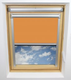 Velux Solar Blinds Powered By The Sun & Remote Controlled