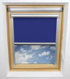 2228 225 Cobalt Solar Skylight Blind