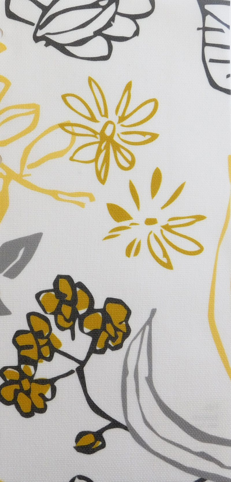 Folia Sunflower Senses Blind Fabric