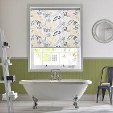 Folia Sunflower Senses Blind in a bathroom