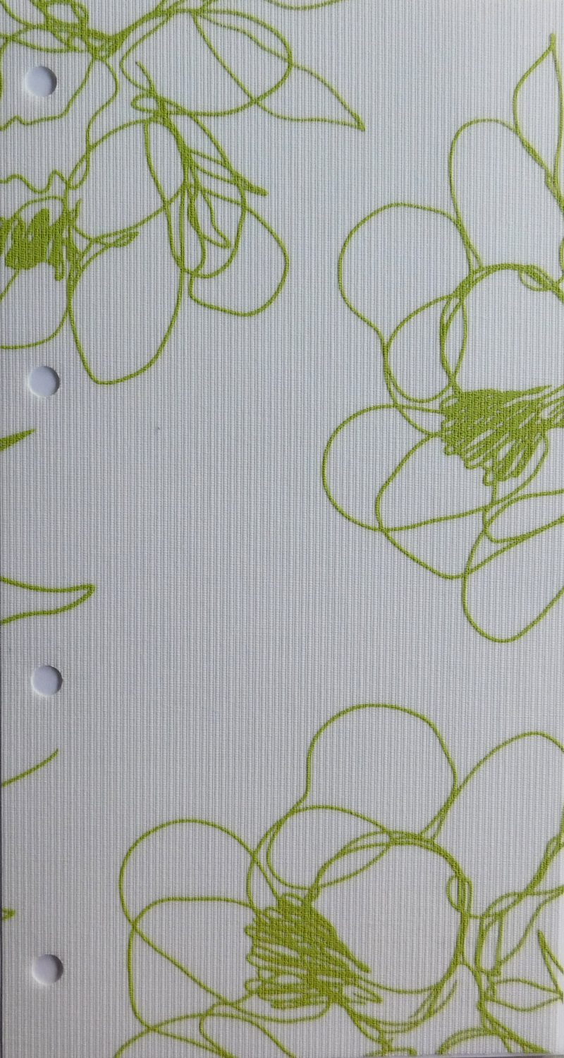 Angelica Apple Roller Blind fabric