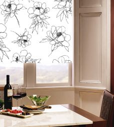 Angelica Night Roller Blind