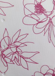 Angelica-Pink-roller blind fabric