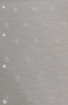 Antoinette Bone Blind Fabric