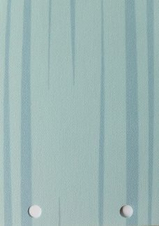 Aqua Safe Ripple Misty Blue roller blind fabric